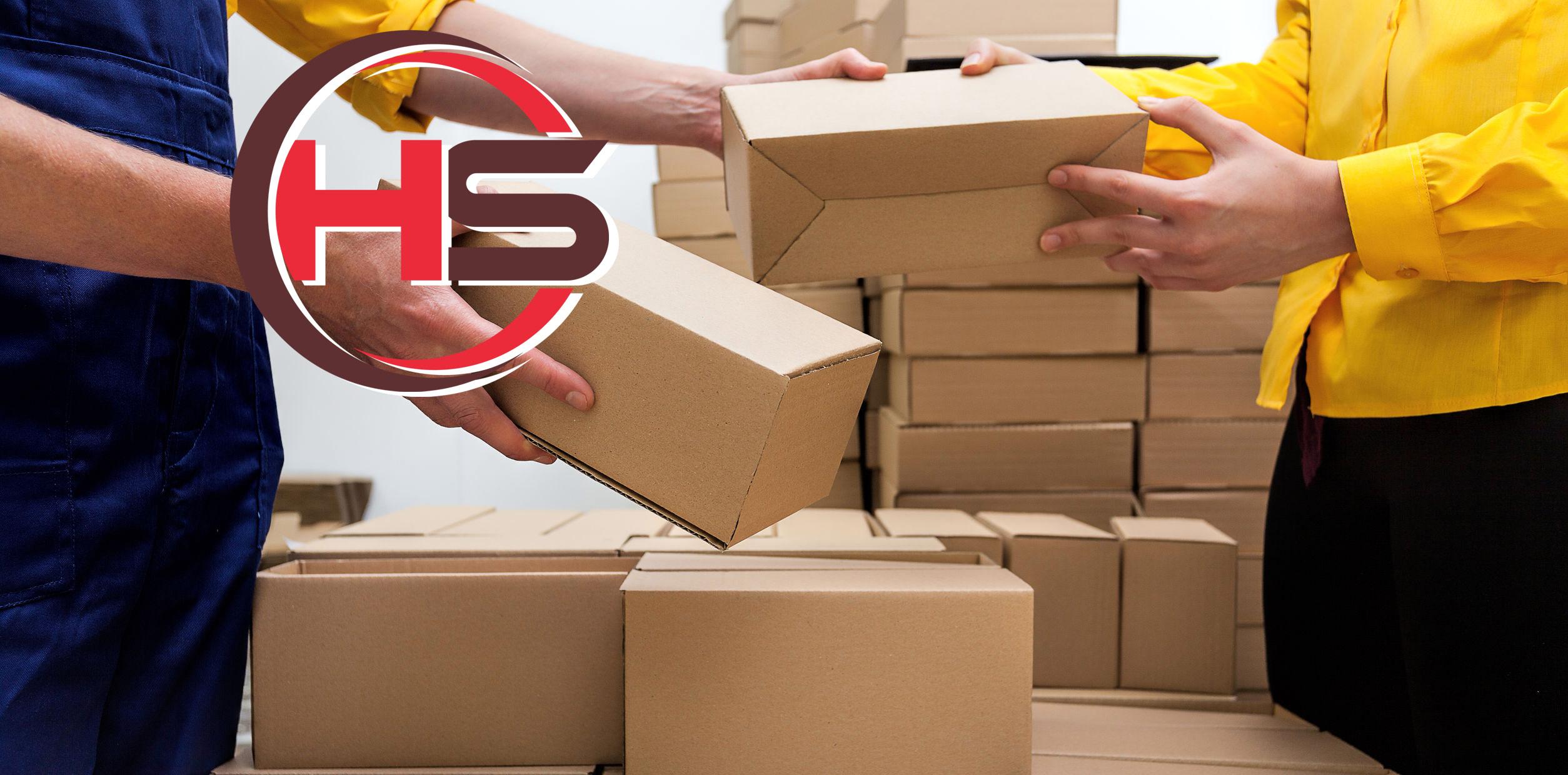 H-služby - skladování, balení, přebalování, doprava